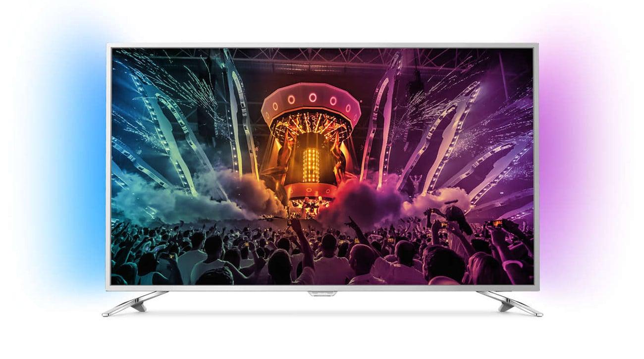 Telewizor Ultra HD Philips 43PUS6501 43 calowy