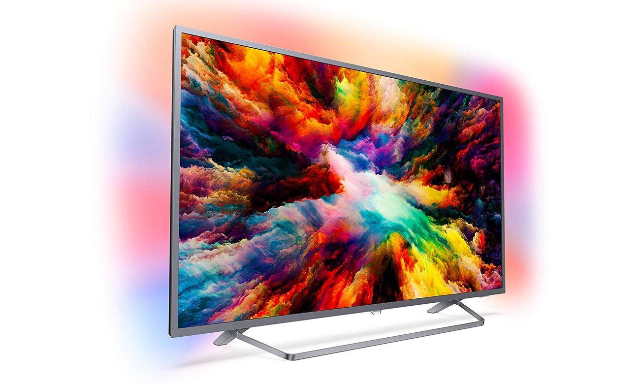 Telewizor Ultra HD Philips 43PUS7303