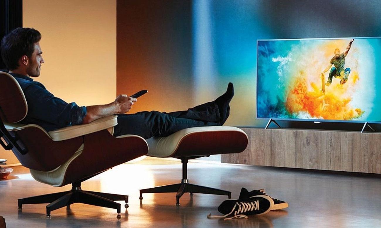 Technologia Pixel Plus Ultra HD w telewizorze Phlips 49PUS6482