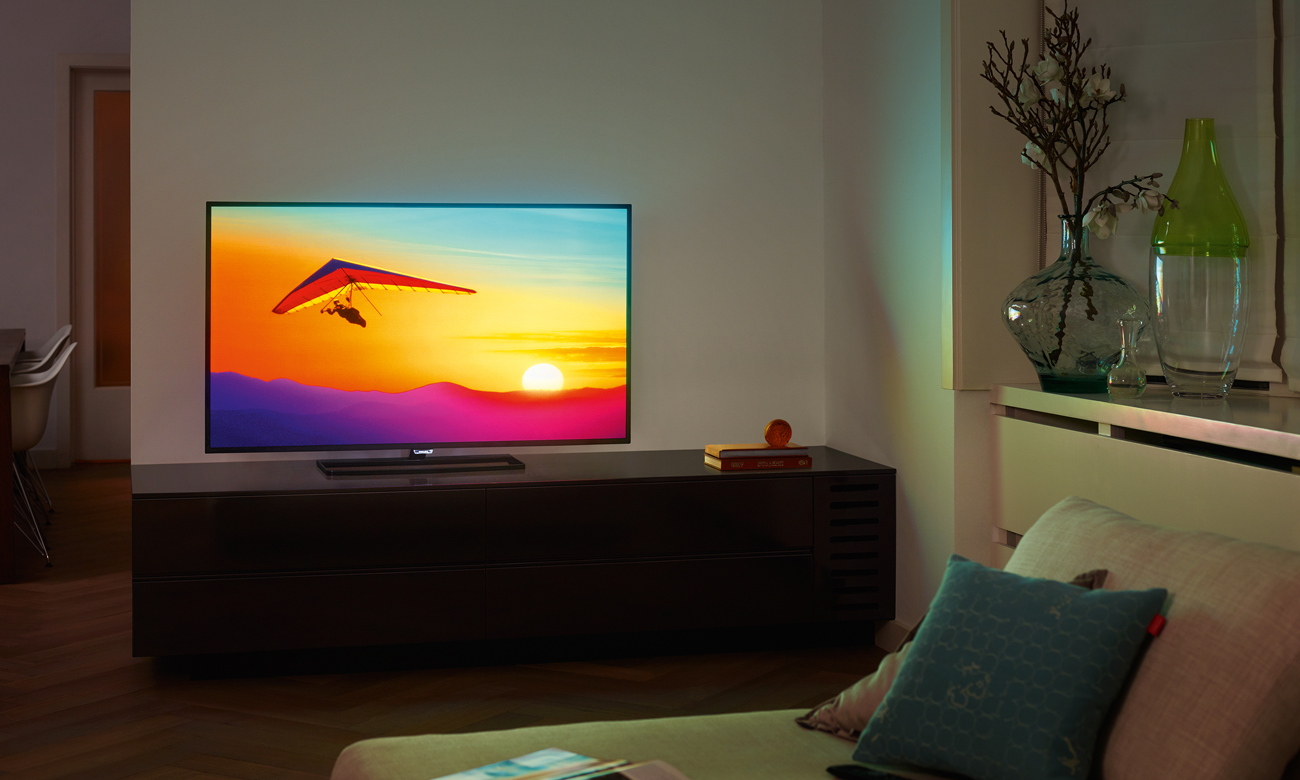 Telewizor Philips 50PUS6162 z technologią HDR Plus