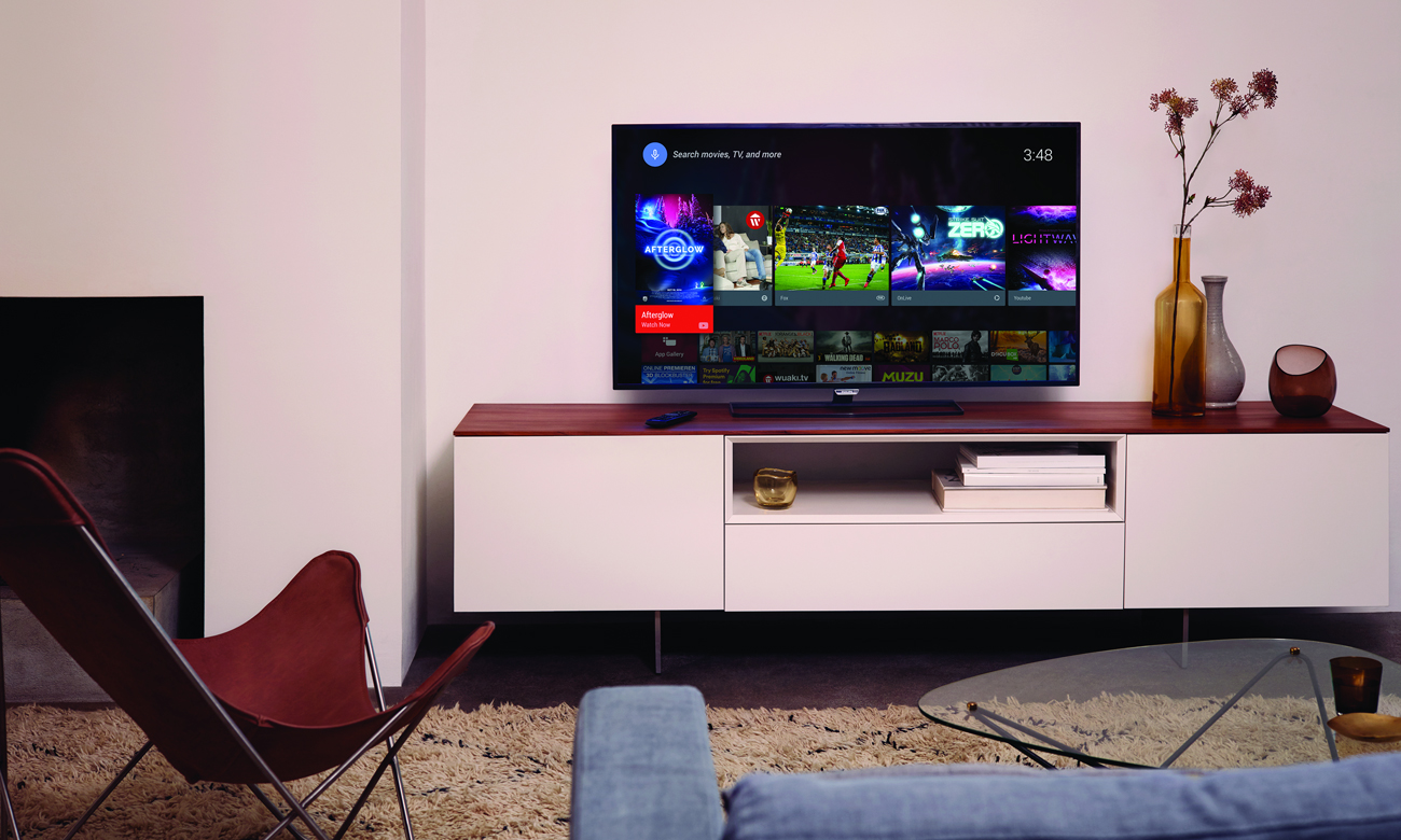 Telewizor Smart TV Philips 55PUS6031