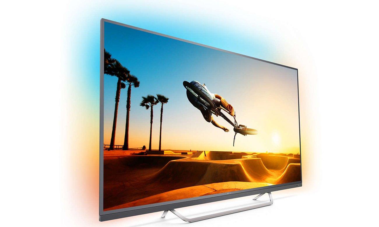 Elegancki telewizor Philips 65PUS7502