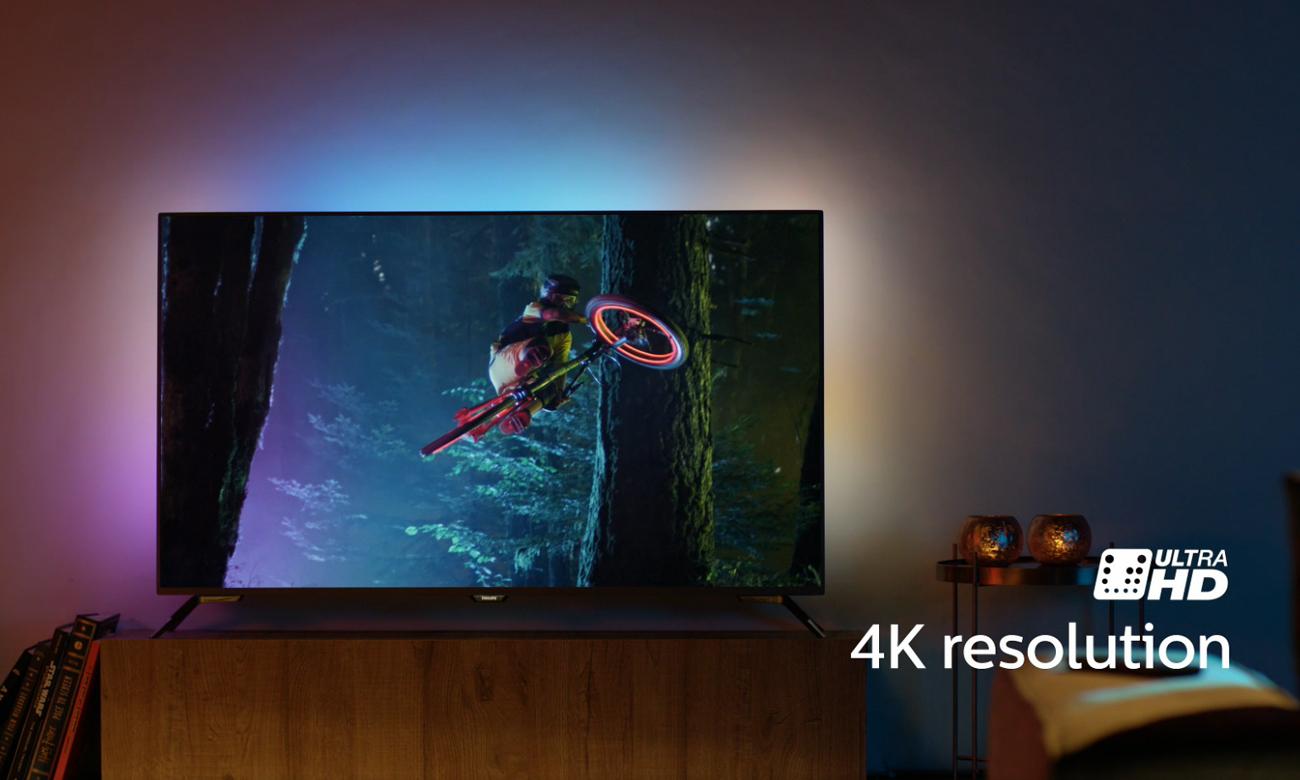 Telewizor Ultra HD Philips 65PUS7502