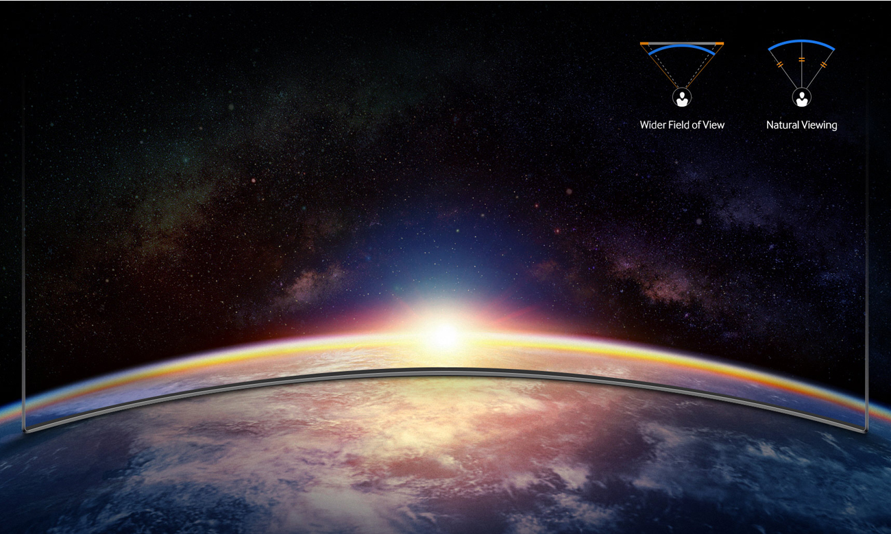 Telewizor Samsung UE40K6300 Curved 40 cali