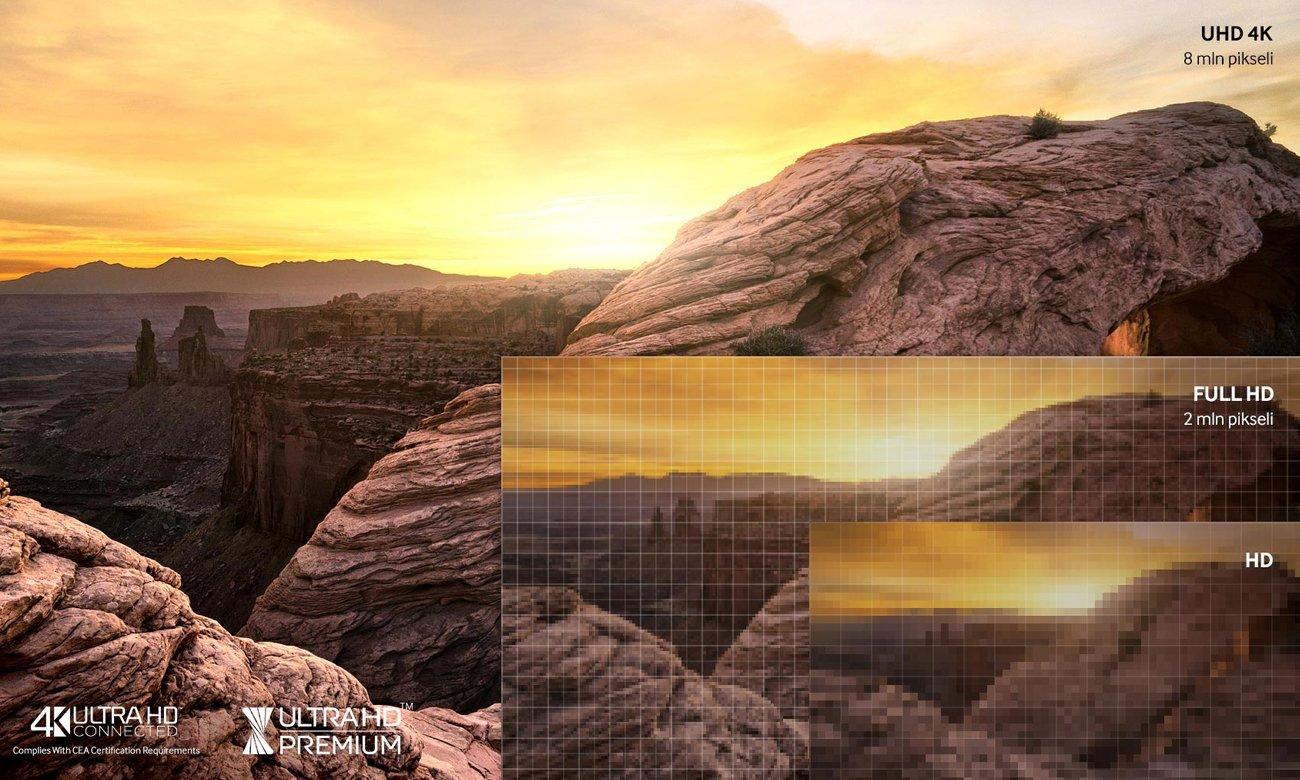 Telewizor Ultra HD Samsung UE43KU6000 43 cale