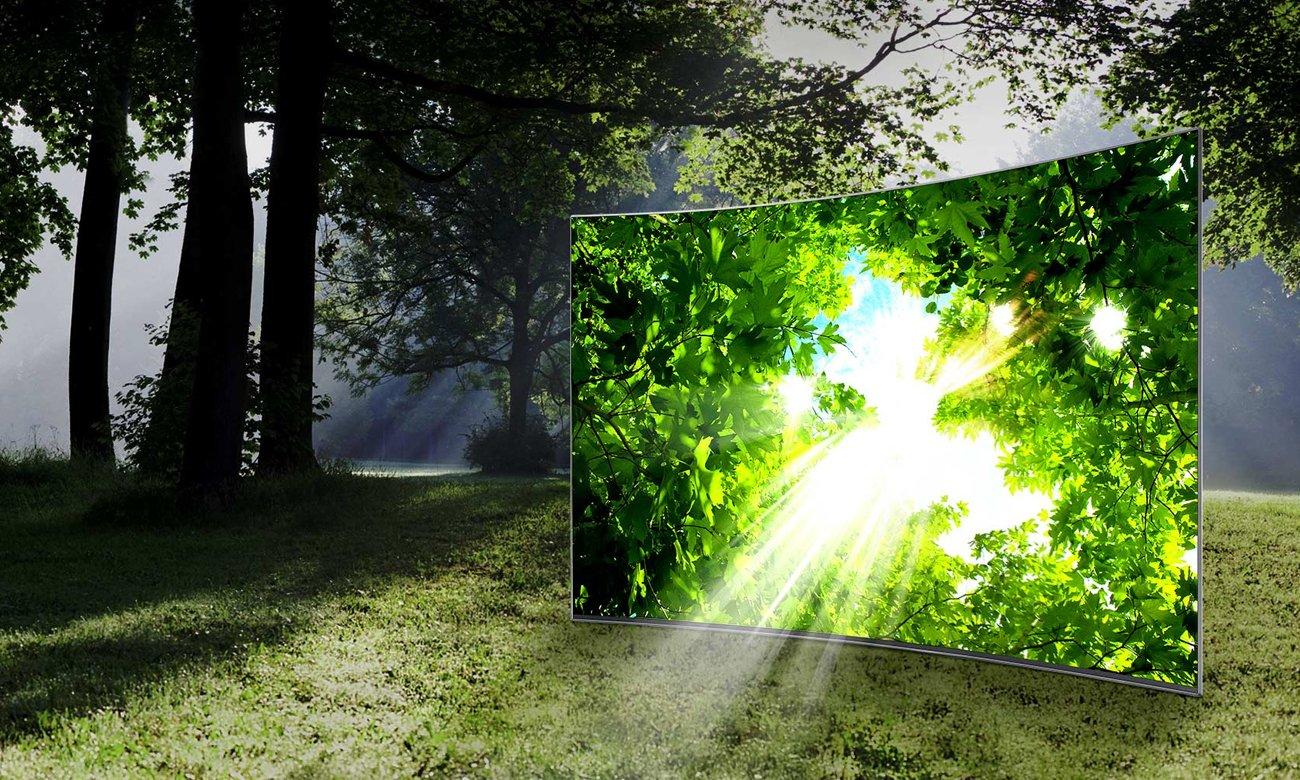 Technologia HDR w telewizorze Samsung UE50KU6000