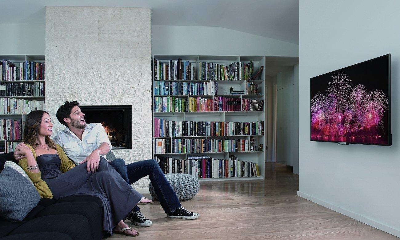 Wygoda sterowania telewizorem Sony KD-43X8309C
