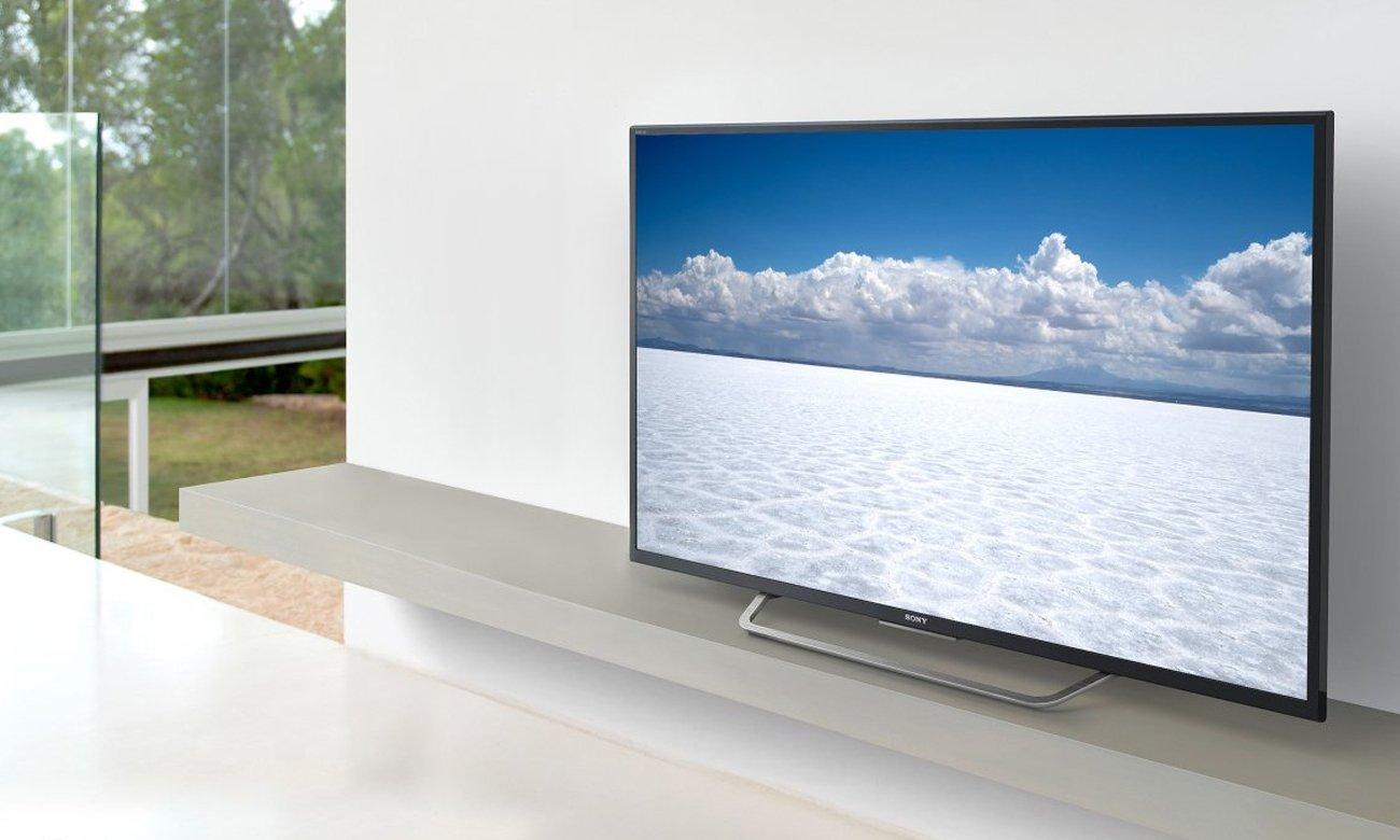 Sony KD-49XD7005 polecany przez serwis Netflix