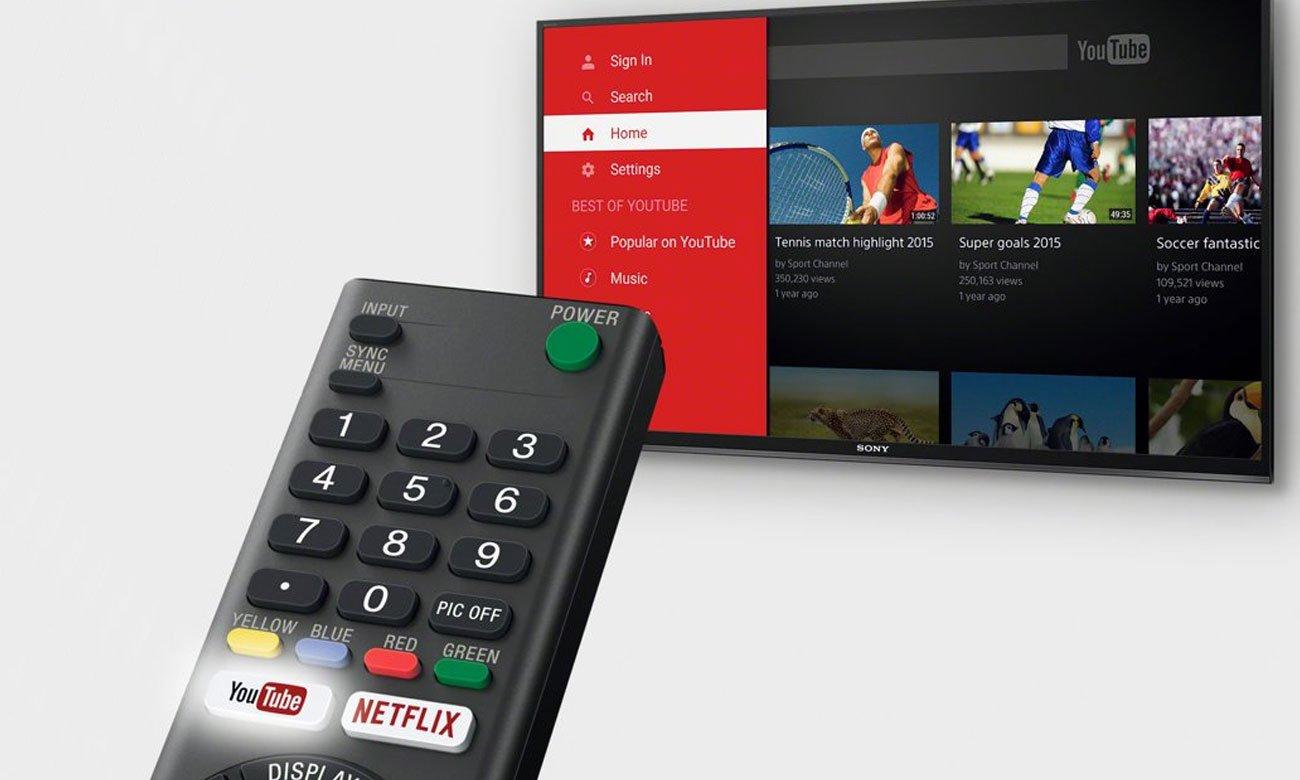 Telewizor Sony KD-49XE7005 Smart TV