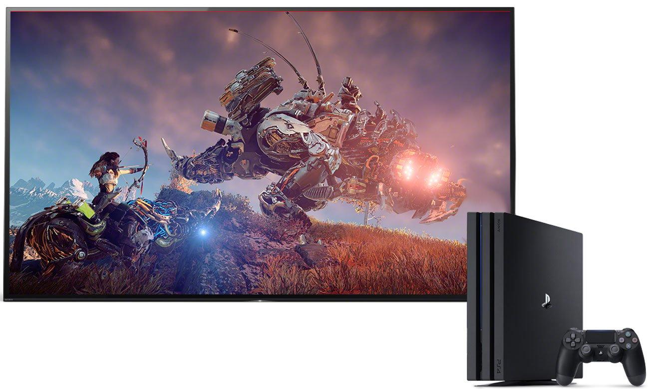 Telewizor z łącznością Wi-Fi Sony KD-55XE7005