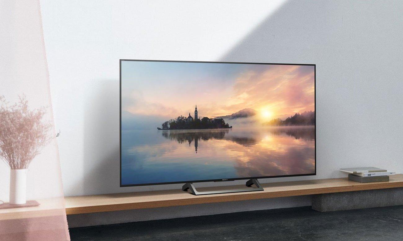 Telewizor UHD Sony KD43XE7005 43 calowy