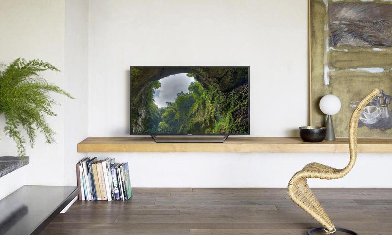 Wbudowane tunery w telewizorze Sony KDL-32WD755