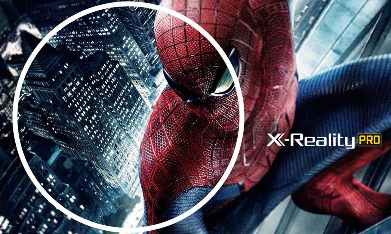 Technologia X-Reality PRO w Sony KDL-55W805C
