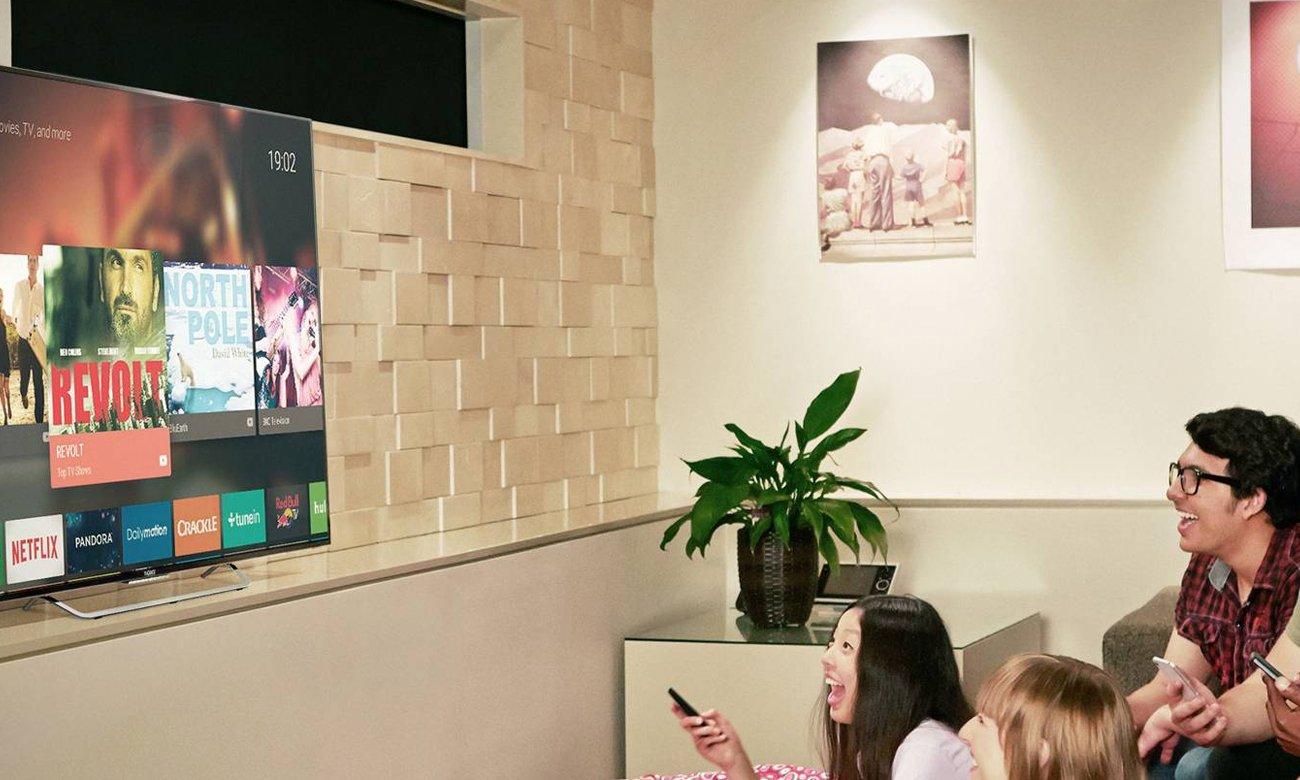 Telewizor Sony Android TV KDL-55W809C 55 calowy
