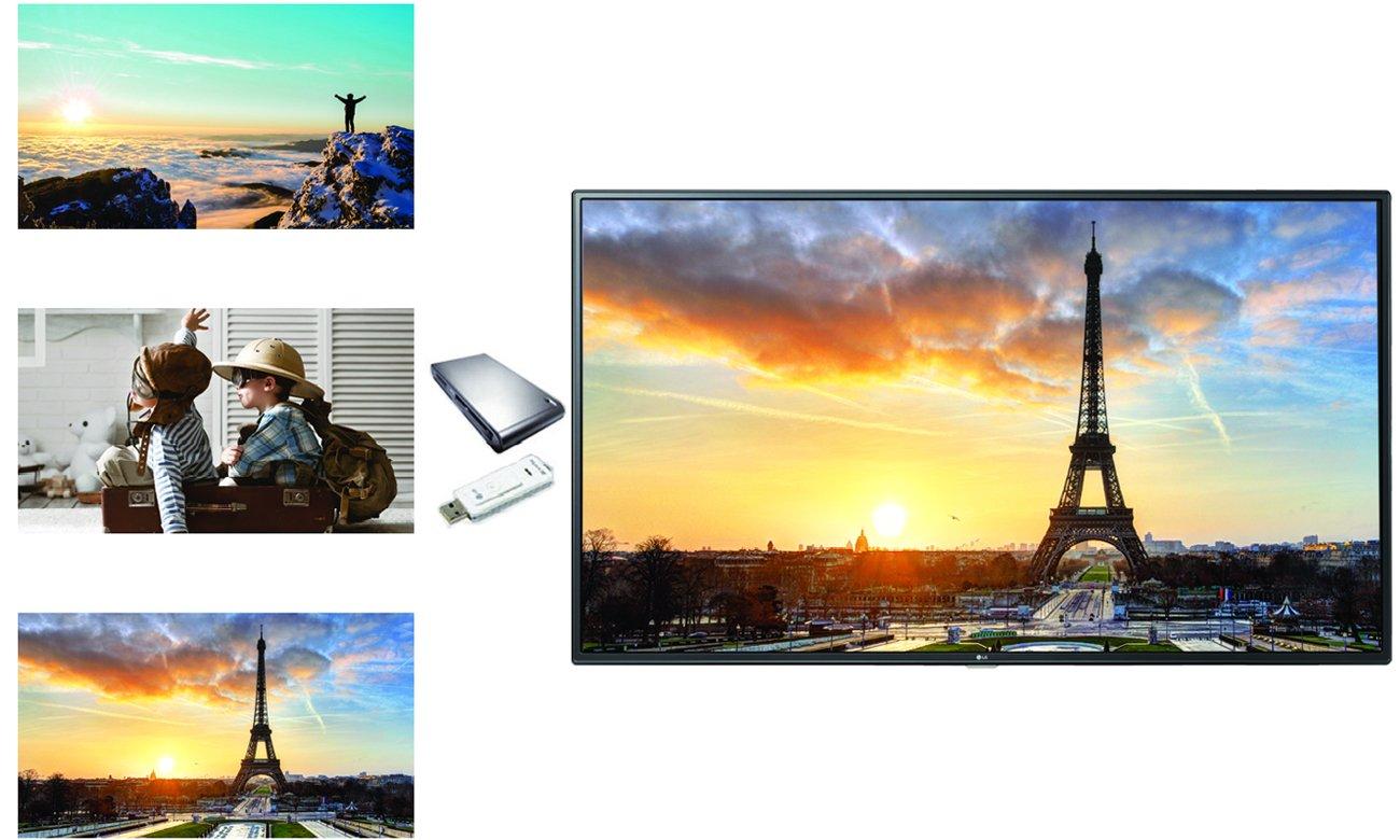 Telewizor LG 32LH530V 32 cali z DivX HD
