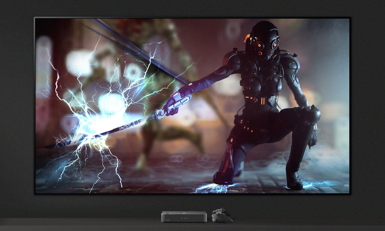 Telewizor dla graczy z krótkim czasem reakcji 49SM8600 LG