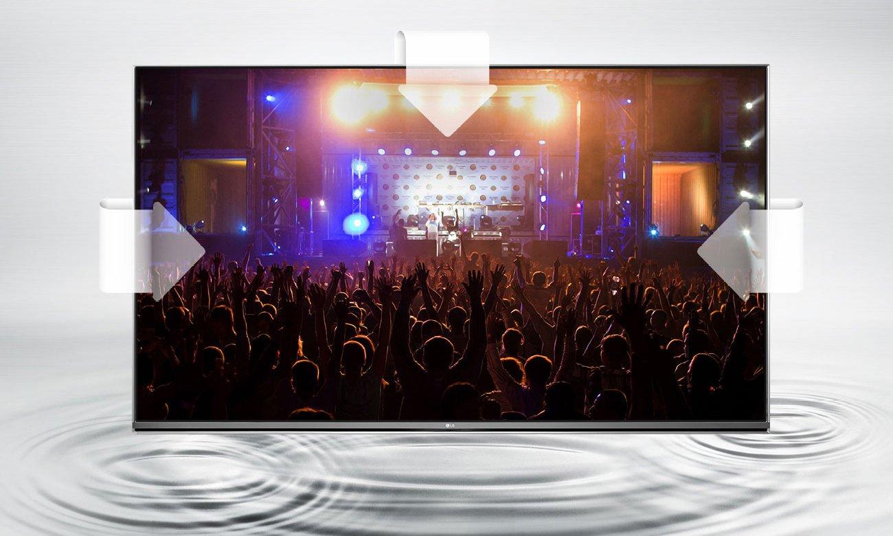 ULTRA Surround w tv 49UH6207
