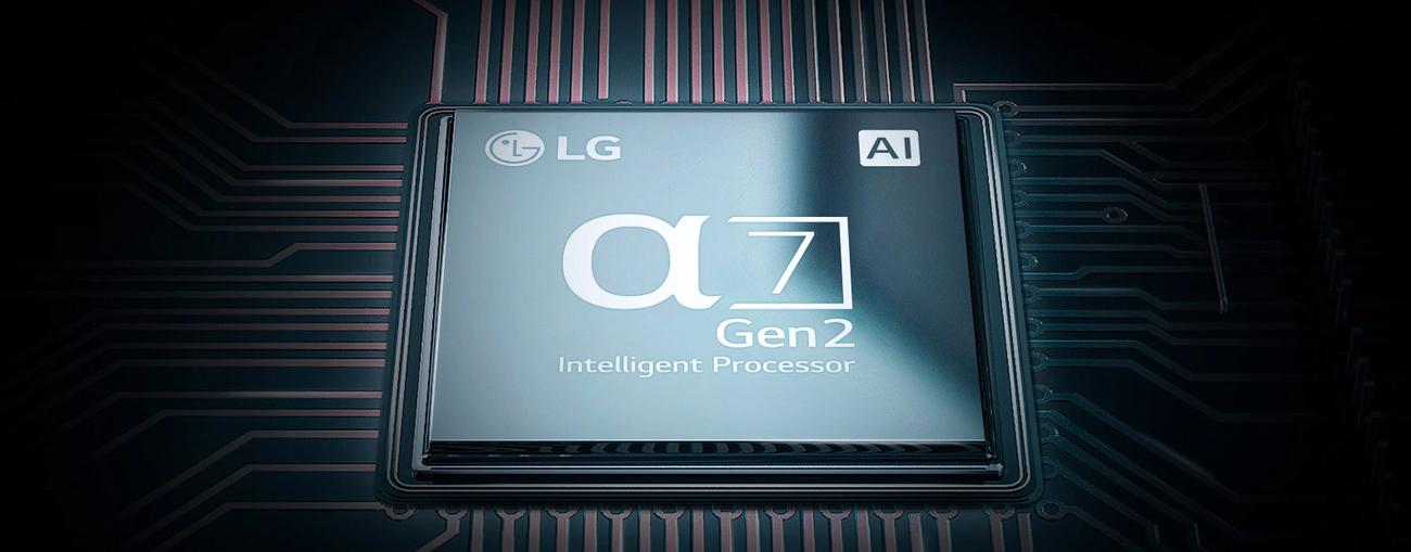 Perfekcyjny obraz z telewizorem LG 55UM7050