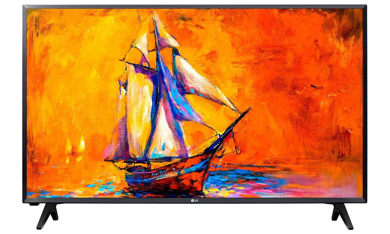 Telewizor Full HD LG 32LK500B 32 calowy