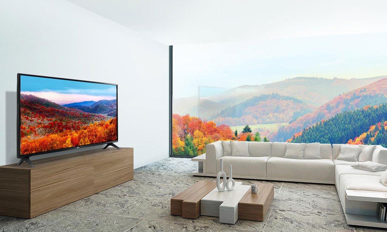 Telewizor LG 43LK5000 z tunerem satelitarnym