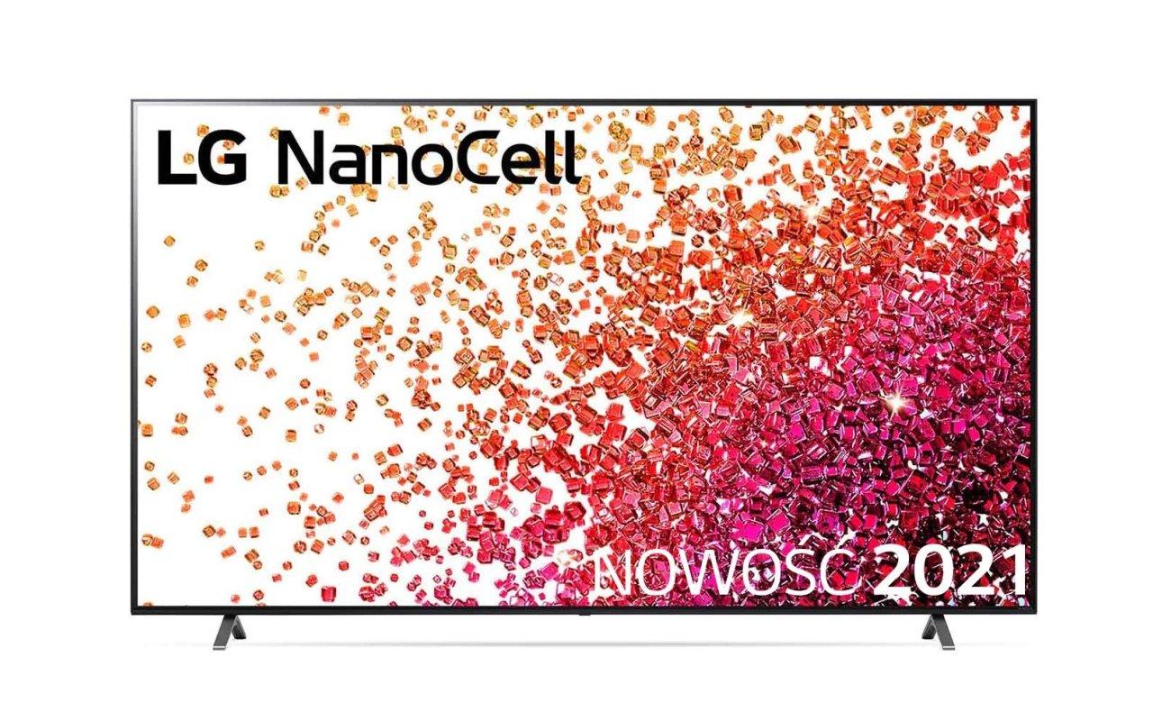 Telewizor LG 86NANO753PA z technologią NanoCell