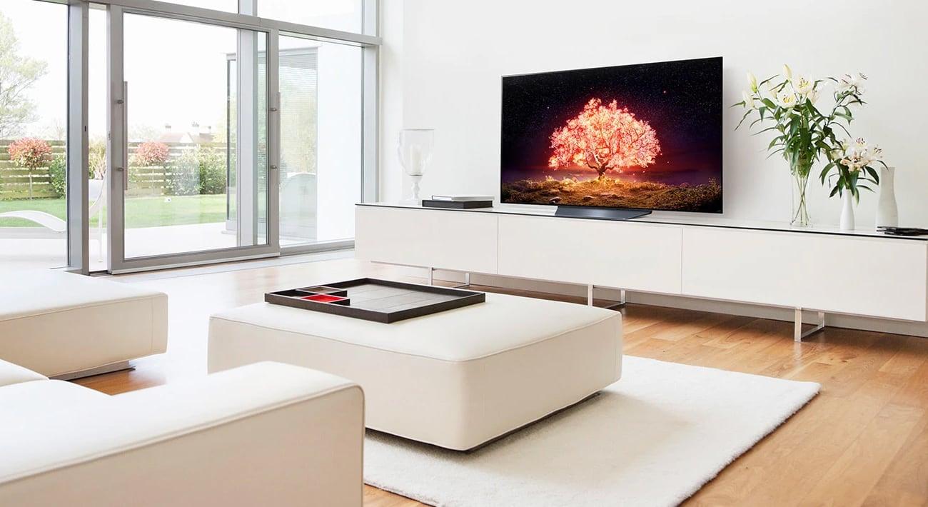 Technologie Dolby Atmos i Dolby Vision IQ w telewizorze OLED55B13LA od LG