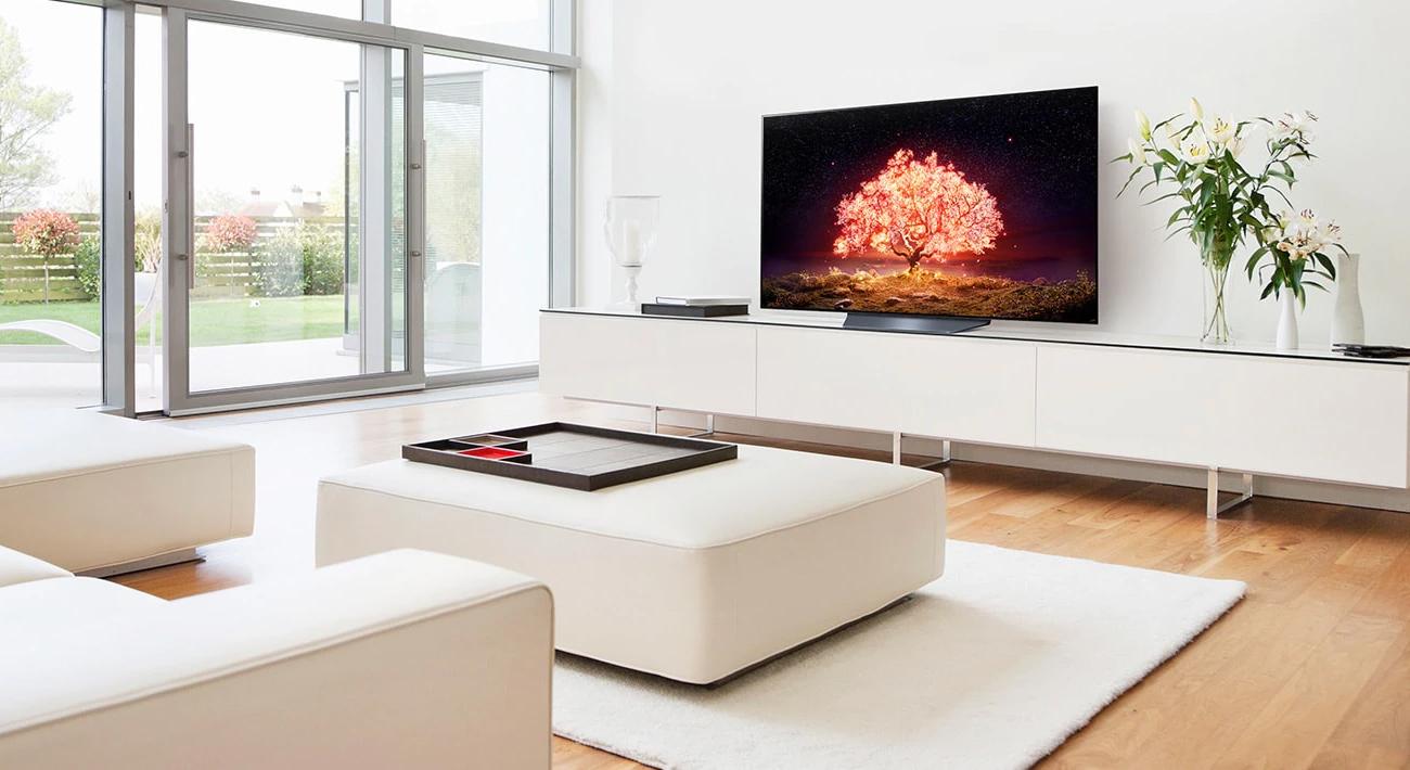 Technologie Dolby Atmos i Dolby Vision IQ w telewizorze OLED65B13LA od LG