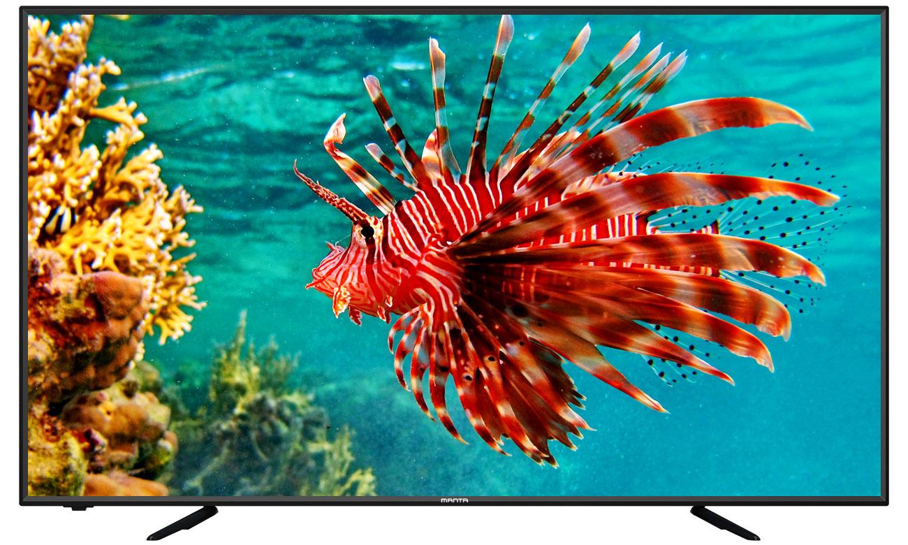 Telewizor 4K Manta 65LUA58L 65 cali