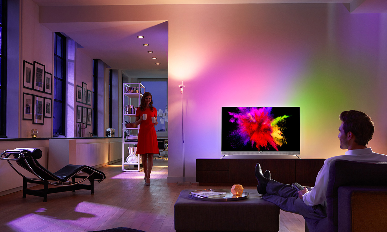 Wysoka jakość obrazu w telewizorze Philips 43PUS6501