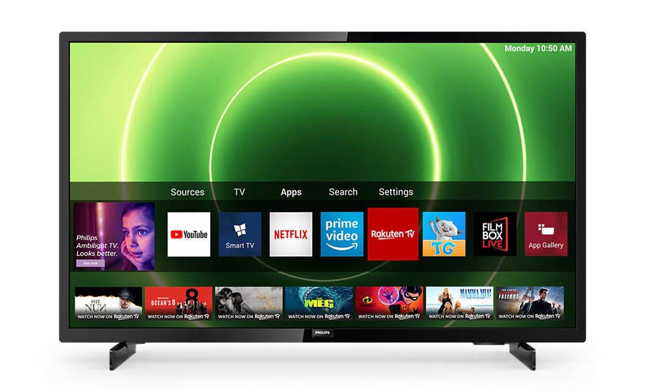 Smart TV SAPHI Philips 32PFS6805