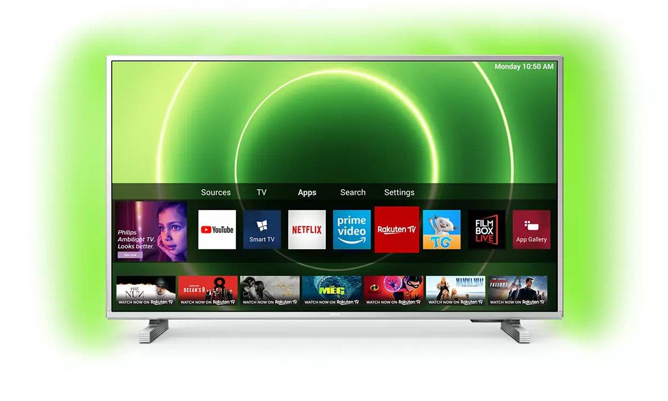 Smart TV SAPHI Philips 32PFS6905