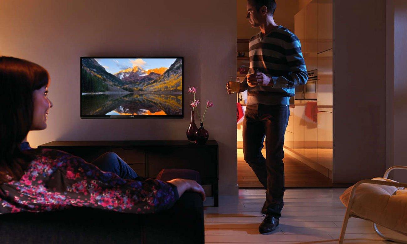 TV Philips 32PFT4132 z funkcją poprawy obrazu