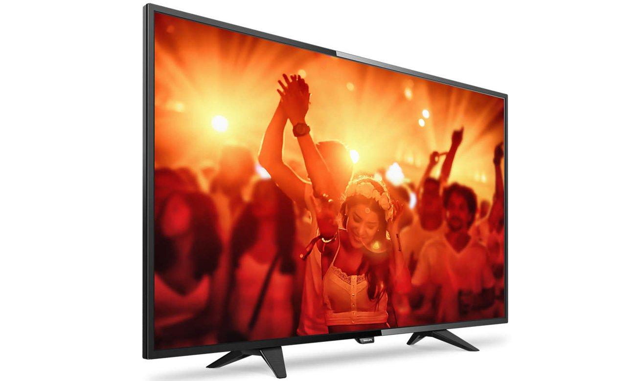Smukły telewizor Philips 32PHH4101