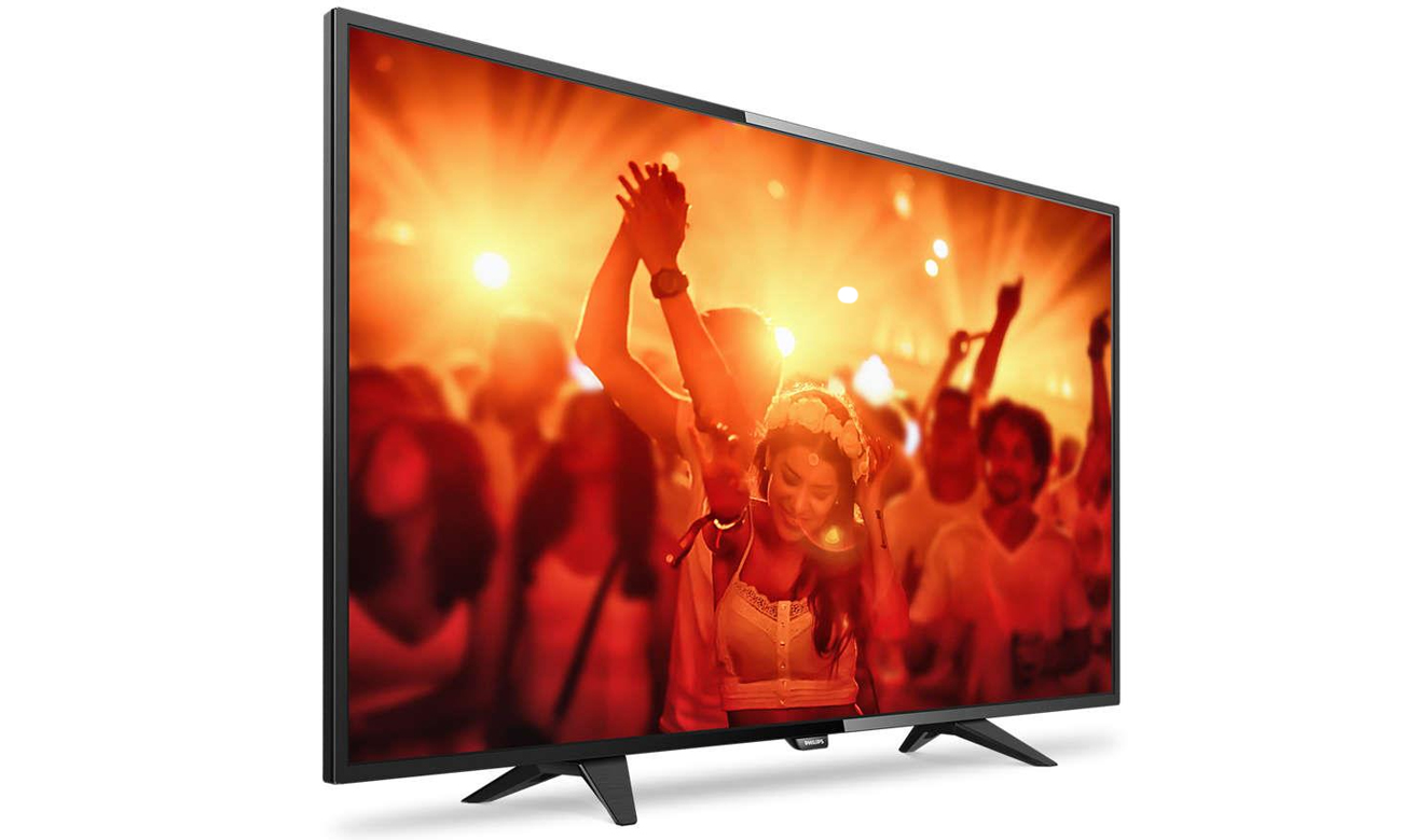 Technologie w telewizorze Philips 40PFH4101