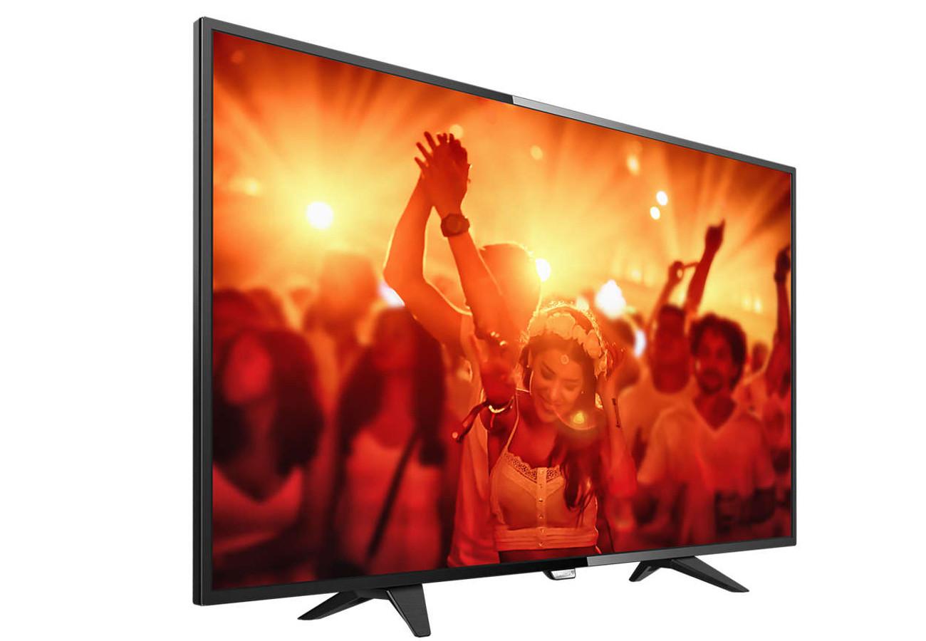 smukły tv 40PFH4201