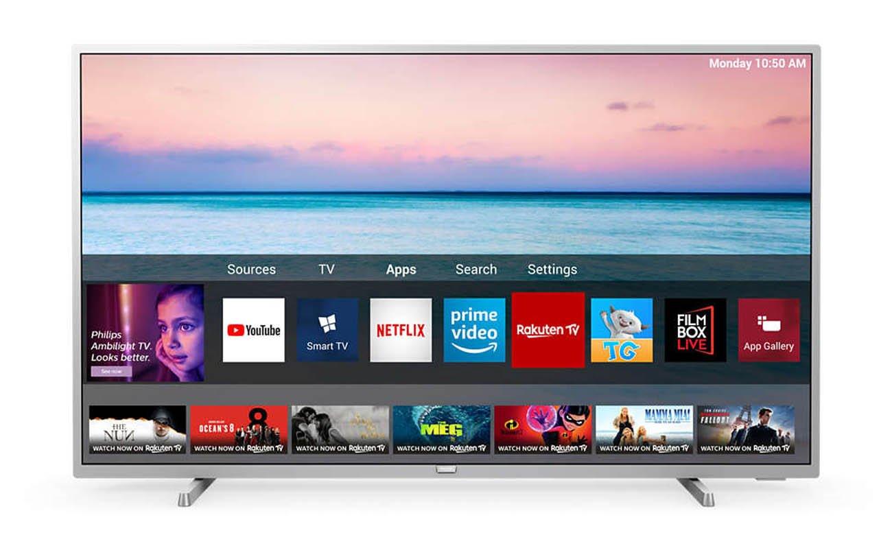 Telewizor Smart TV Philips 43PUS6554 Saphi