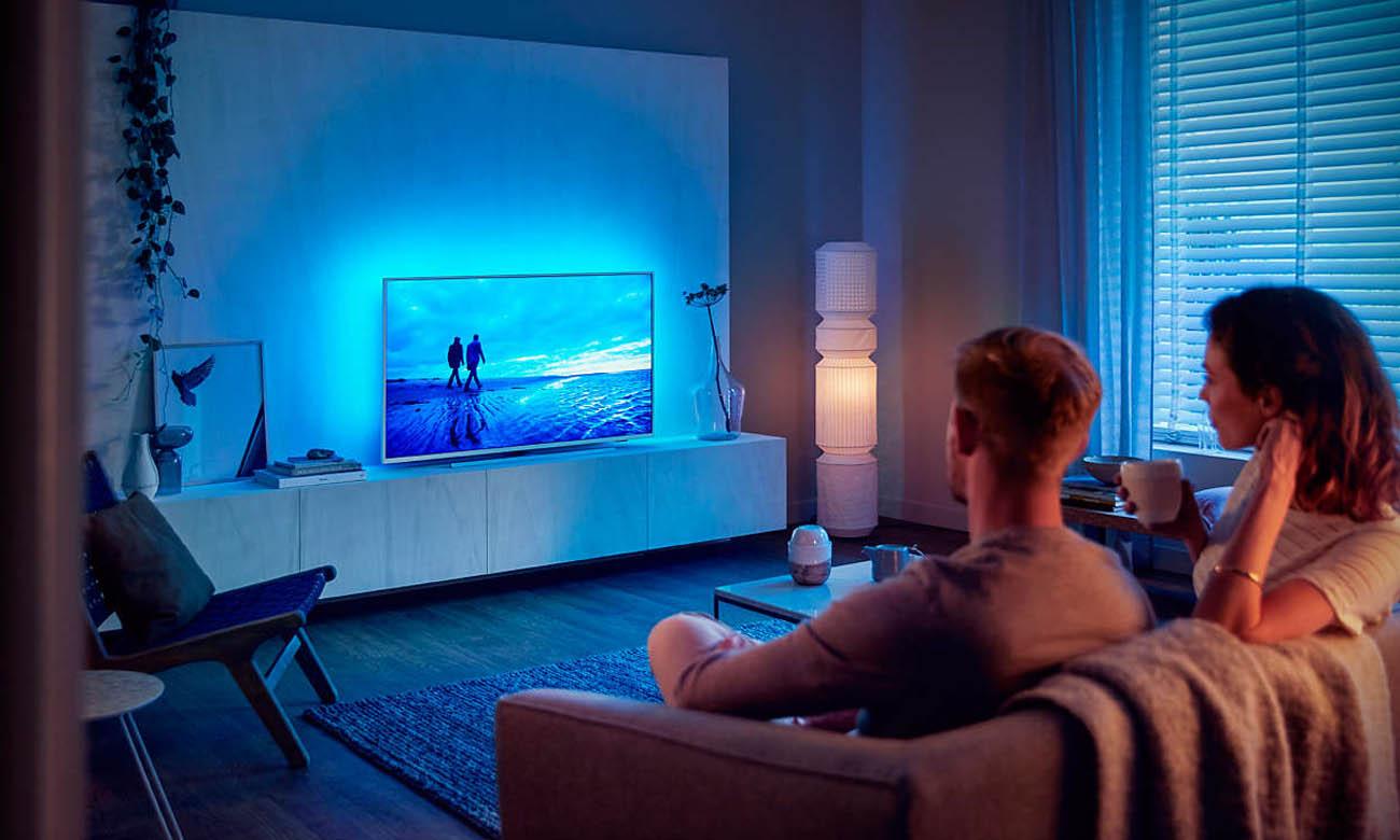 Telewizor 4K Philips 43PUS7354 Ambilight