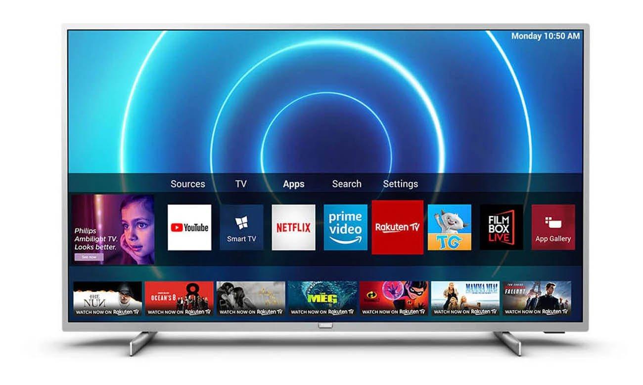 Smart TV SAPHI Philips 43PUS7555