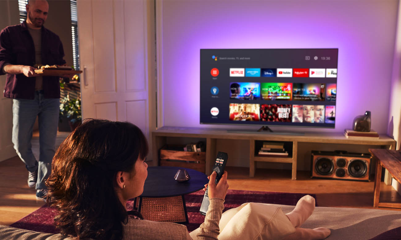 Telewizor 4K Philips 43PUS8546
