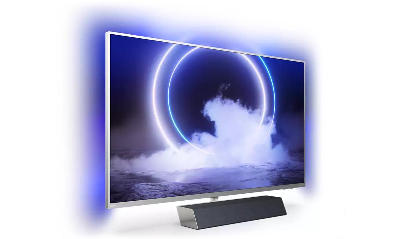 Telewizor 4K Philips 43PUS9235 z listwą głośnikową Bowers&Wilkins