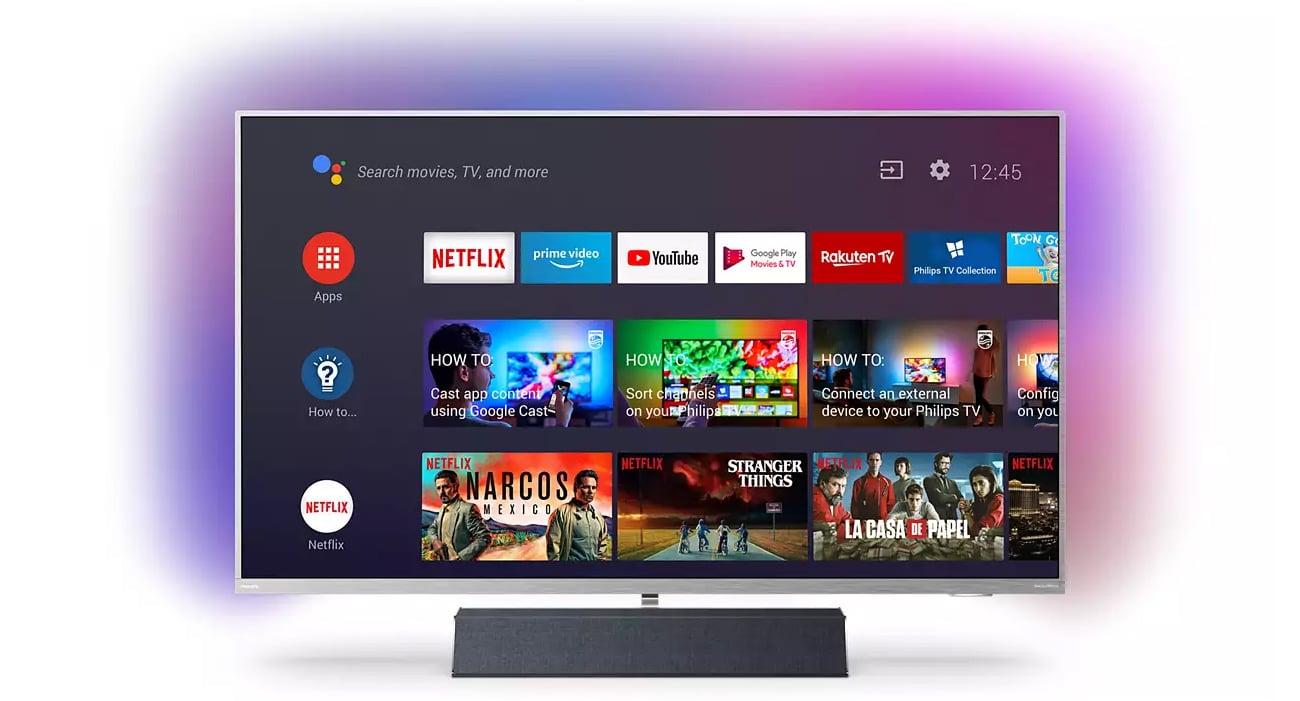 Telewizor 4K Philips 43PUS9235 Android TV
