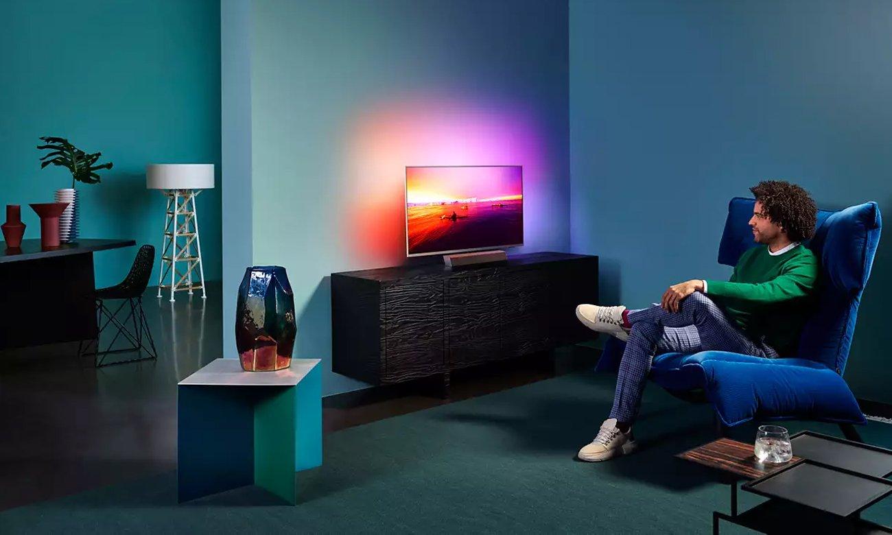 Telewizor 4K Philips 43PUS9235 z Asystentem Google