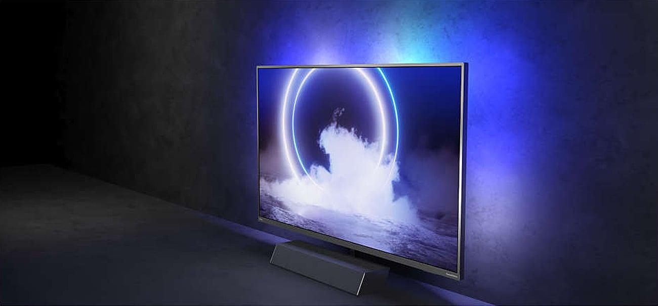 Telewizor 4K Philips 43PUS9235 z systemem Ambilight