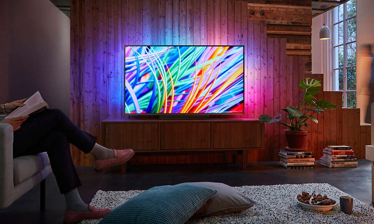 Telewizor Ultra HD Philips 49PUS8303