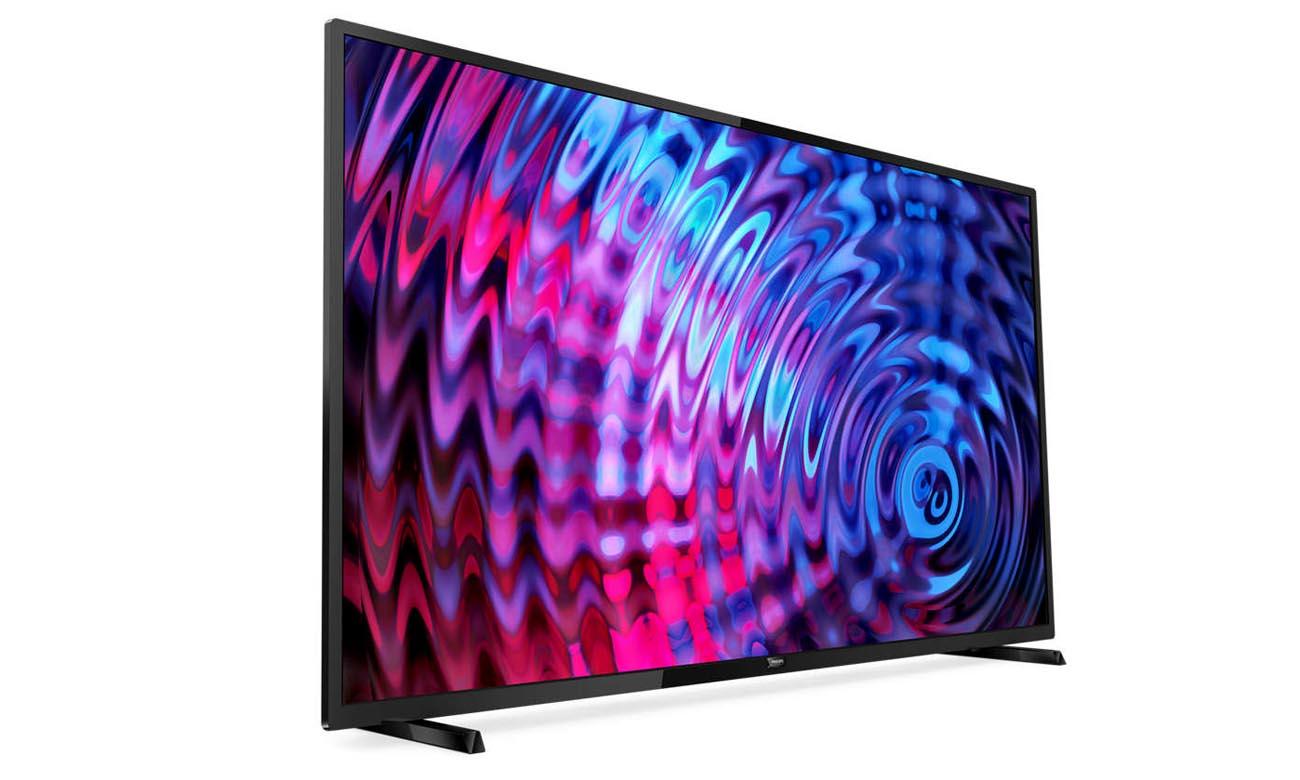 Funkcjonalny telewizor Philips 50PFS5803
