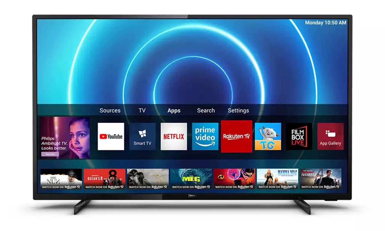 Smart TV SAPHI Philips 50PUS7505