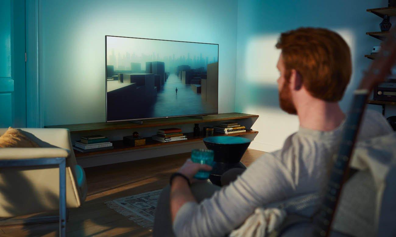 Telewizor 4K Philips 50PUS7906