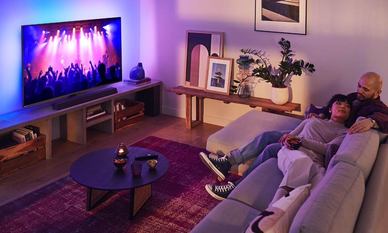 Telewizor 4K Philips 50PUS8546