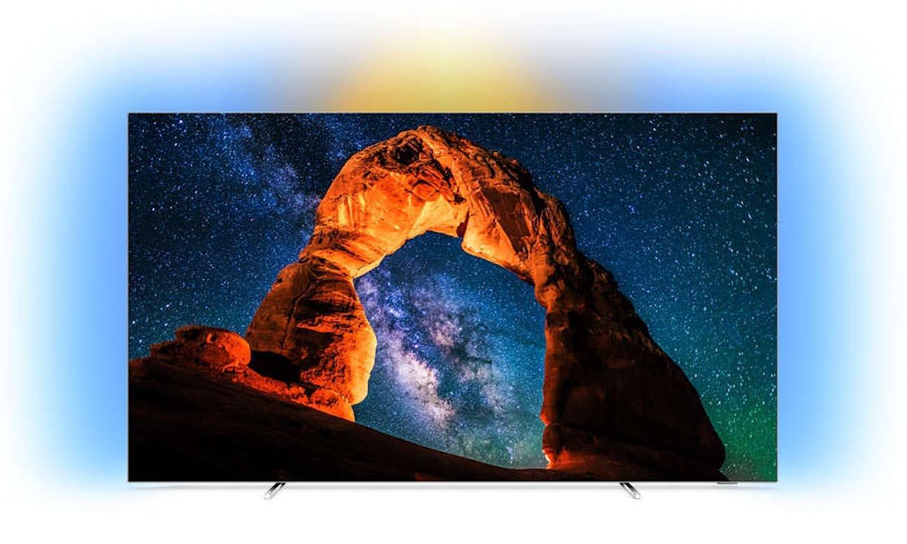 Telewizor 4K Ultra HD Philips 55OLED803