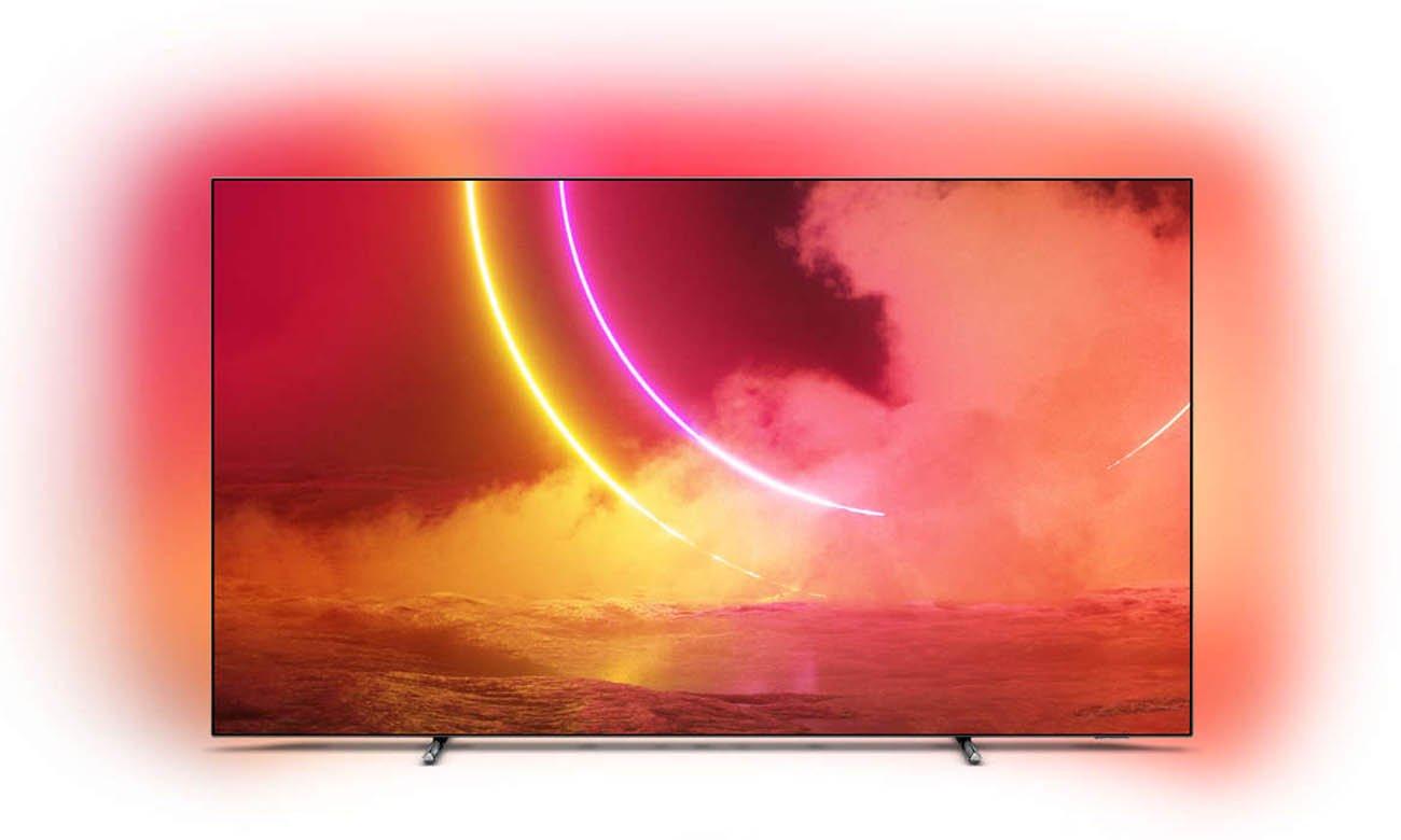 Telewizor Philips 4K 55OLED805 55 cali
